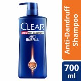 Buy Clear Men Hair Fall Defense Anti Dandruff Shampoo 700Ml Online Singapore