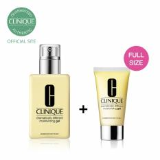 Clinique Dramatically Different Moisturizing Gel With Pump 125Ml Free Full Size 50Ml Free Shipping