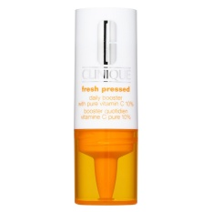 Get Cheap Clinique Fresh Pressed Daily Booster With Pure Vitamin C 10 For All Skin Types 4 Vials X 29Oz 4 Vials X 8 5Ml Intl