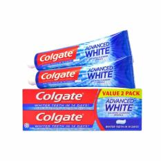Colgate Advance Whitening Toothpaste 160gx2 By Watsons.