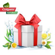 Colgate Naturals Surprise Box