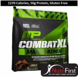 Price Combat Xl Mass Gainer 12 Lbs Chocolate Musclepharm New