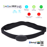 Coospo H6 Ant Bt V4 Wireless Sport Heart Rate Monitor Smart Sensor Chest Strap For 4S 5 5S 5C 6 6Plus Ipad Wahoo Fitness Fitcare Intl Shopping