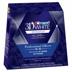 Crest 3d White Whitestrips Professional Effects (teeth Whitening) By White Moo Moo.