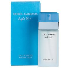 Review D G Light Blue Edt 100Ml D G On Singapore