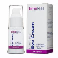 Discount Dark Circle Eye Cream By Timeless Skincare Usa 15Ml Timeless Skin Care Singapore