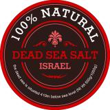 Recent Dead Sea Bath Salt Scrub Soak 500G