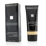 Sale Dermablend Leg And Body Make Up Buildable Liquid Body Foundation Sunscreen Broad Spectrum Spf 25 Fair N*D* 0N 100Ml 3 4Oz Intl