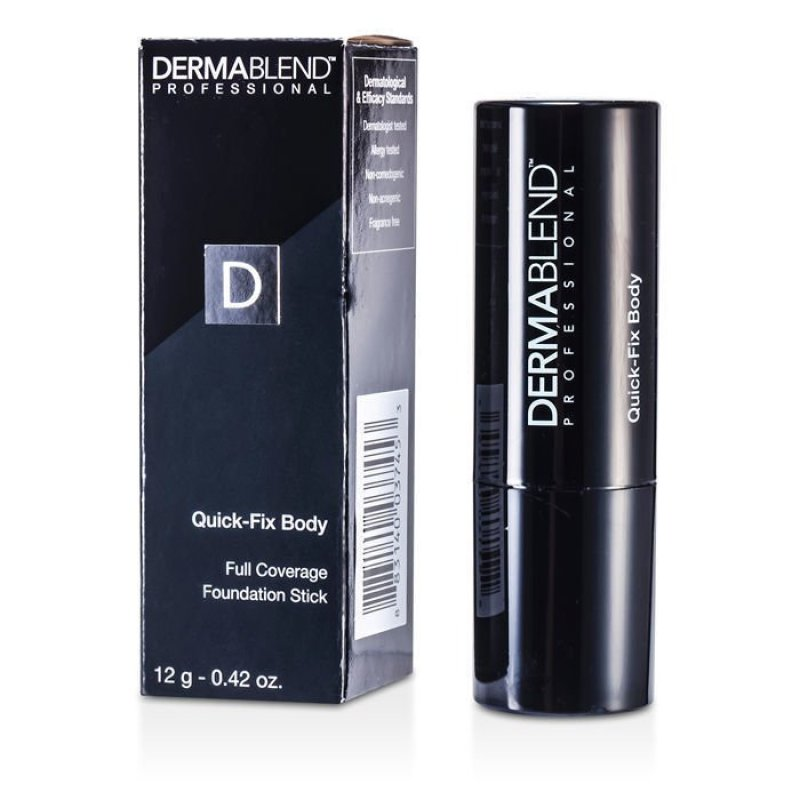 Buy Dermablend Quick Fix Body Full Coverage Foundation Stick Honey 12g Singapore