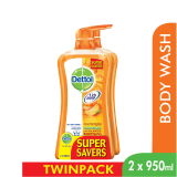 Best Offer Dettol Body Wash Re Energize P P 950Ml X 2