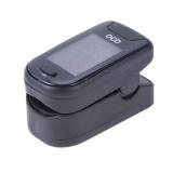 Best Rated Digital Finger Precise Oxygen Health Care Pulse Blood Pressure Tester Black Intl