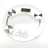 Digital Lcd Glass Electronic Weight Body Gym Bath Bathroom Health Weighing Scale Intl For Sale Online