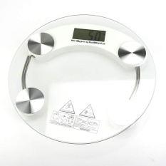 Discount Digital Lcd Glass Electronic Weight Body Gym Bath Bathroom Health Weighing Scale Intl China