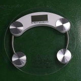 Digital Lcd Glass Electronic Weight Body Gym Bath Bathroom Health Weighing Scale Intl Discount Code