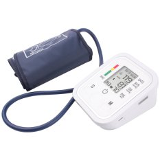 Best Offer Digital Upper Arm Blood Pressure Pulse Monitors Tonometer Portable Health Care Blood Pressure Monitor Meters Sphygmomanometer