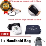 For Sale Digital Upper Arm Blood Pressure Pulse Monitors Tonometer Portable Health Care Bp Blood Pressure Monitor Meters Sphygmomanometer Intl