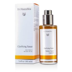 Dr Hauschka Clarifying Toner For Oily Blemished Or Combination Skin 100Ml 3 4Oz Export Compare Prices