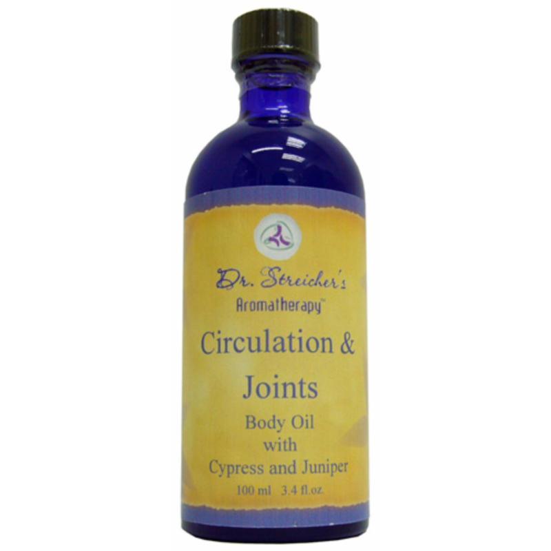 Buy Dr. Streichers Circulations & Joint Massage Oil 3.4 oz (100ml) Singapore