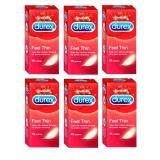 Durex Condoms 60 Pcs Feel Thin Shopping