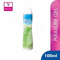 Buy Durex Play Aloe Vera Intimate Lube 100Ml Lubricant Durex Cheap