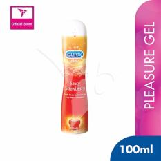 Durex Play Sweet Strawberry Intimate Lube 100Ml Lubricant Cheap