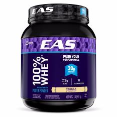 New Eas 100 Whey Protein Vanilla 2 Lbs With Free Gift