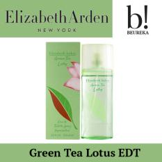 Sales Price Elizabeth Arden Green Tea Lotus Edt 100Ml