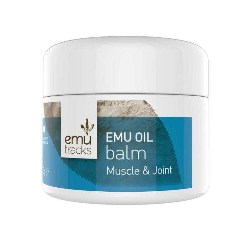 Buy [15% DISCOUNT] 3x Emu Tracks Emu Oil Balm 95gm. Muscle/Joint Pain. No Steroids. 100% Natural with Emu Oil. Made in Australia. Singapore
