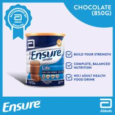 How To Get Ensure Life Chocolate 850G