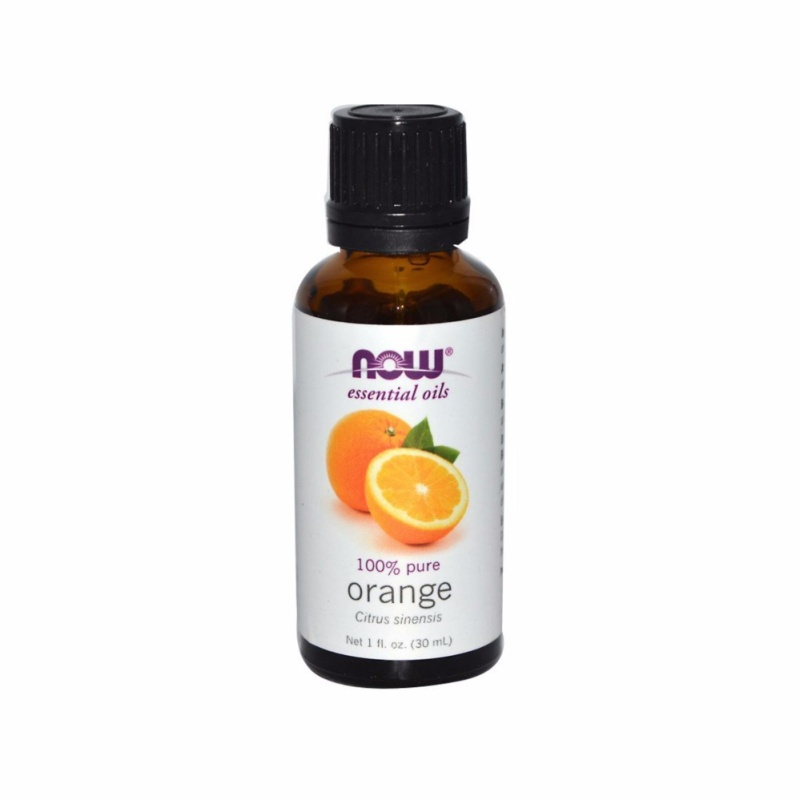 Buy Now Foods Essential Oils, Orange, 1 fl oz (30 ml) Singapore
