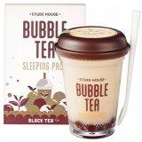 Buy Etude House Bubble Tea Sleeping Pack 100G Black Tea Export Etude House