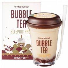 Where To Buy Etude House Bubble Tea Sleeping Pack 100G Black Tea Export