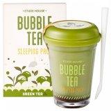 Sale Etude House Bubble Tea Sleeping Pack 100G Green Tea Export Etude House Online