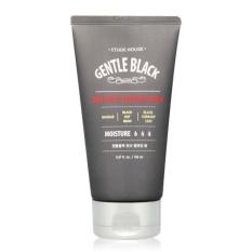 Best Price Etude House Gentle Black One Shot Cleansing Foam 150Ml Intl