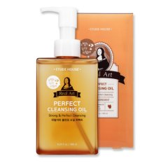 Best Offer Etude House Real Art Cleansing Oil 185Ml Perfect Intl