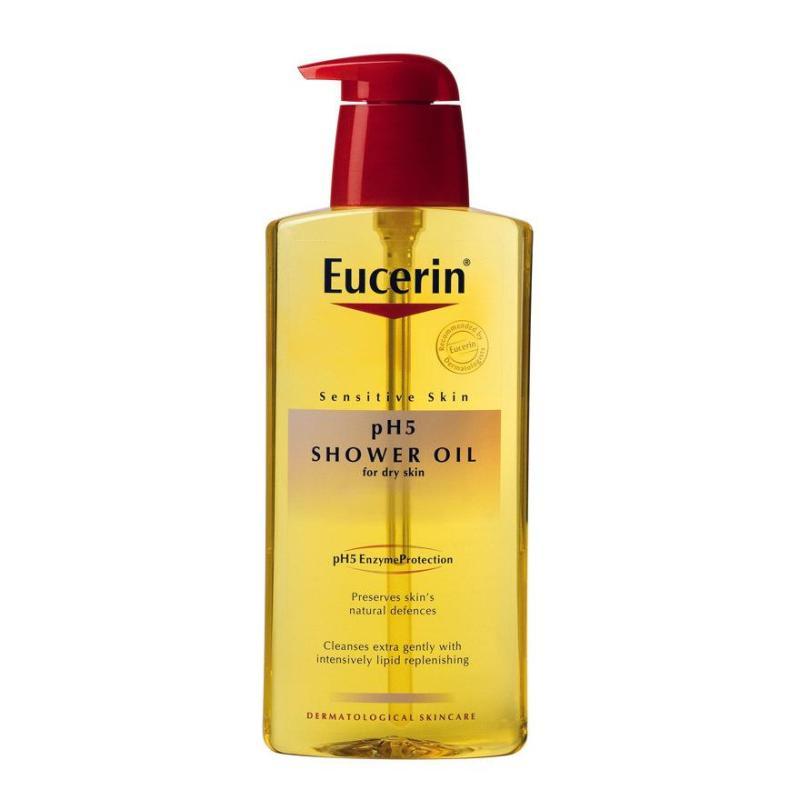 Buy Eucerin Ph5 Shower Oil W/Pump 400Ml Singapore