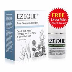 New Free Mist Ezeque Itch Relief Mist Cream 50Ml