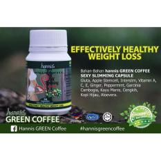 Review Fast Effects Hannis Green Coffee S*xy Slimming Capsule Effectively Healthy Weight Loss Singapore