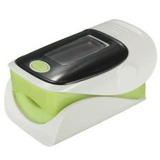 Finger Fingertip Blood Oxygen Meter Spo2 Oled Pulse Heart Rate Monitor Oximeter White Green Intl Export Intl For Sale
