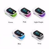 Discount Fingertip Pulse Oximeter Blood Oxygen Saturation Spo2 Pr Monitor Oxymeter Purple Intl Oem