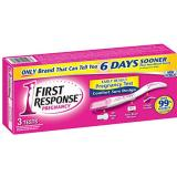 Compare First Response Early Result Pregnancy Test 3 Counts