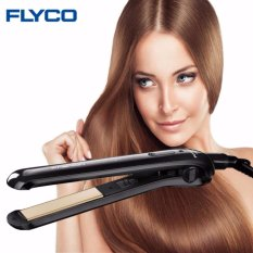 Sale Flyco Fh6812 Professional Ceramic Electric Hair Iron Straightening Iron Hair Straightener Flat Styling Tools Dry And Wet Intl Flyco Branded