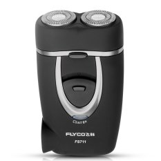 Flyco High Quality Fs711 Flying Branch Razor Electric Shaver Rechargeable Electric Razor Black Compare Prices