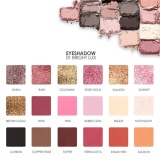 Sale Focallure 18 Colors Pearlized Color Eyeshadow Powder Eye Shadow Palette Set A Intl Oem Original
