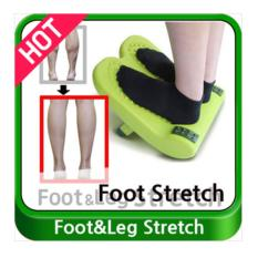 Recent Foot Stretch Calf Stretch Foot Care Foot Stretcher Multi Slant Board Adjustable Ankle Incline Intl