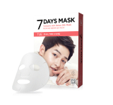 Review Forencos 7 Days Mask Tuesday Volcanic Ash Detox Silk Mask 10Ea Intl Forencos On South Korea