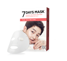 Compare Price Forencos 7 Days Mask Tuesday Volcanic Ash Detox Silk Mask 10Ea Intl Forencos On South Korea