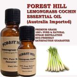 Sale Forest Hill 100 Pure Natural Lemongrass Cochin Essential Oil 10Ml Australia Imported