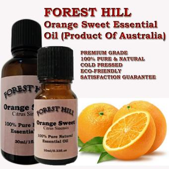 Forest Hill 100 Pure Natural Orange Sweet Essential Oil 30Ml Product Of Australia Review
