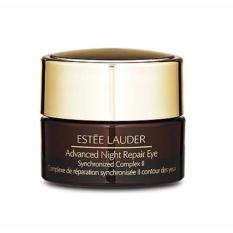 Sale 2Pcs Estee Lauder Advanced Night Repair Eye Synchronized Complex Ii 5Ml Estee Lauder Branded